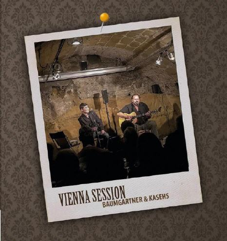 "CD Cover ""Vienna Session"""