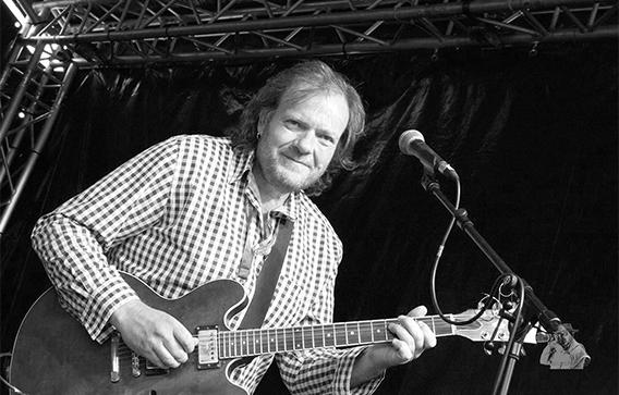 Hannes Kasehs live in Eutin - BluesBaltica