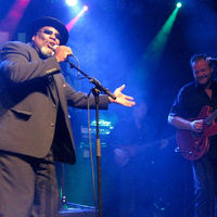 Walt's Blues Box feat. Big Daddy Wilson